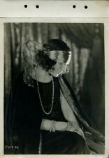 "Pola Negri 1920's Original 8x10"" Key Book Photo #M9329"
