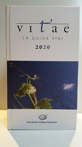 VITAE LA GUIDA VINI 2020 AIS Associazione Italiana Sommelier