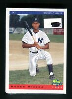 1993 Classic Best Oneonta Yankees Team Set jh36
