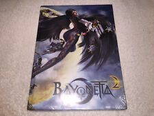 Bayonetta 2 (Prima Official Game Guide by Geson Hatchett 2014, Hardcover) Sealed