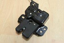 BOOT LID LOCK LATCH / CATCH SOLENOID + OPENING MOTOR - Jaguar S-Type 1999-2004
