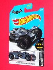 2017 Hot Wheels Batman Arkham Knight Batmobile  #267 DVB71-D9B0N N case
