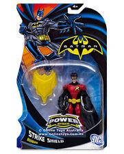 DC Comics Batman Power Attack Strike Shield Robin Figure 2011 New