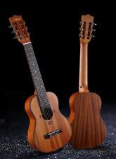 Ukulele chitarra guitalele acustico - elettrico 6 corde professionale 20 tasti
