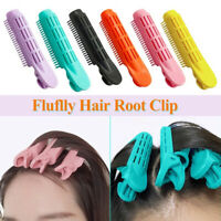 2pcs Volumizing Hair Root Clip Curler Roller Wave Fluffy Clip Styling Tool Accs.