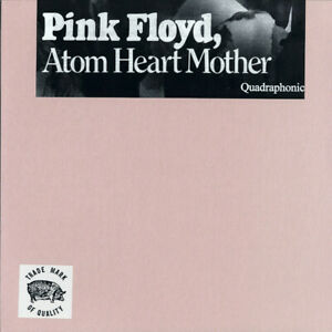 PINK FLOYD - ATOM HEART MOTHER - QUADRAPHONIC UNOFFICIAL PICTURE DISC LIMITED
