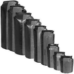 Ortlieb PD350 Waterproof Dry Bags IP64 Roll-Top Closure Dustproof Black 5-109L