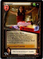 Buffy Angel's Curse CCG Card #79 Surprise!