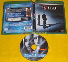 X-FILES VOGLIO CREDERCI - Blu Ray BluRay X File ••••• USATO