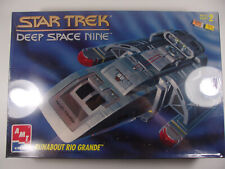 AMT/ERTL Star Trek Deep Space Nine Runabout Rio Grande Model Kit #8741 SEALED