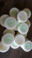 15 Bvlgari au the vert Green Tea Soaps (each 1.7oz small) GREAT DEAL!!! LAST ONE