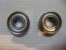 2 x Lager Rillenkugellager Bosch REE Gleichstromlichtmaschine Lichtmaschine neu