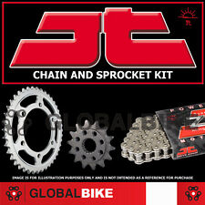 Honda CBF125 M9,MA,MB,MC,MD  428 Pitch Heavy Duty JT Chain and Sprocket Kit
