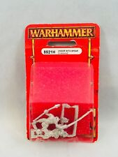 Citadel Miniatures Warhammer Ungor with Spear Command 8521H