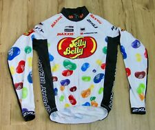 2XU Jelly Belly Pro Cycling Team Wind Jacket - Men's Size XS - Bike Long Sleeve