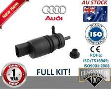 WINDSCREEN WASHER PUMP Audi A6 S6 RS6 C5 97-06 2.8 4.2 1.8 1.9 motor windschield