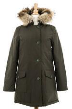 Woolrich John Rich & Bros. Women's Arctic Parka DF Khaki Size XL WW1959