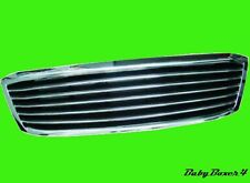 Toyota Hilux Ute 05 06 07 08 2wd 4wd Performance Billet Euro Chrome Bonnet Grill