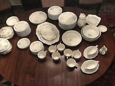 Villeroy & Boch Riviera, Discontinued, Huge Lot of Dinnerware & Serving Pieces