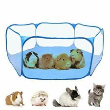 Small Animals Cage Tent Guinea Rabbits Hamster Chinchillas Hedgehogs Pet Playpen