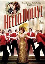 Hello Dolly 0024543075790 With Walter Matthau DVD Region 1