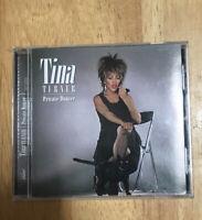 Tina Turner Private Dancer CD US Columbia House Issue With 7 Bonus Tracks