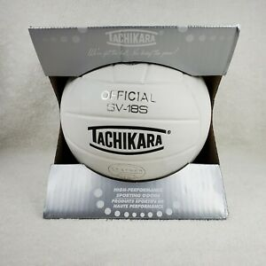 Tachikara Official Volleyball SV-18S - Performance Composite Volleyball New