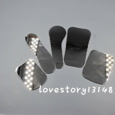 Dental Ortho Photograph Mirror Photographic Stainless Steel Reflector 5 Sizes