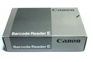 CANON Barcode Reader E for 10s and EOS Elan/100 SLR Camera Models. Boxed.