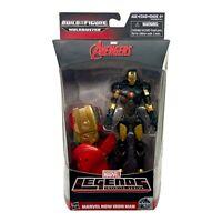 "Marvel Legends Infinite Series Iron Man 6"" Figure Now Hulkbuster BAF Brand New"