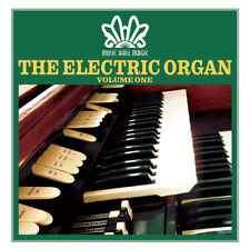 Music Hall Magic - The Electric Organ (Vol 1) CD best of classic album New Stock