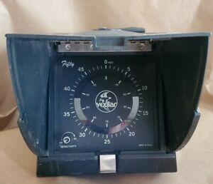 Rare Vintage VEXILAR 50-A Fish Finder /  Flasher (No Transducer) *Works & Clean*