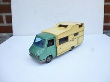 Hot-Wheels Mebetoys 1:25 Fiat 242 CAMPER IN GOOD PLAYED CONDITION