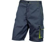Pantaloni Corti da Lavoro Bermuda Multitasche Cotone Taglia M - M6BER Deltaplus