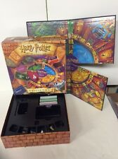Harry Potter And The Sorcerers Stone Trivia Board Game Mattel