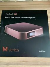 More details for viewsonic m2 full hd smart portable led projector with wifi, hdmi and bluetooth