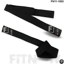 Weight Lifting Pull Over Chin Up Bar Straps Gym Fitness Wrist Support Bandage
