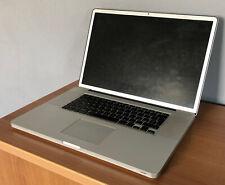 """MacBook Pro 17"""", 8 Gb RAM, SSD 480Gb"""