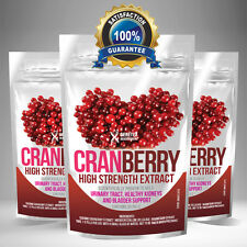 Cranberry Juice 5000mg Tablets 60 Pills URINARY BLADDER, KIDNEYS, LIVER Capsules