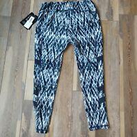 PRISM Sport Hi Waist Relay Shibori leggings - large