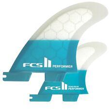 FCS II Performer Pc Quad Planche de Surf Palmes 2018 Moyen FCS2