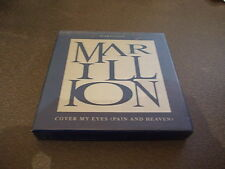 MARILLION COVER MY EYES PAIN AND HEAVEN CD BOX EDITION FREE POSTAGE