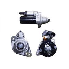 VW VOLKSWAGEN Touran 1.6 FSI (1T2) Starter Motor 2005-2007 - 19833UK