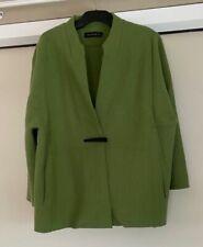 """MAGGIE T""Ladies jacket size 2 WOOL"