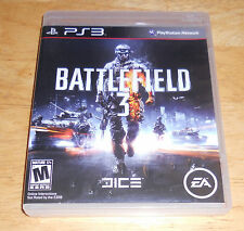 Battlefield 3         *** PS 3  Game***