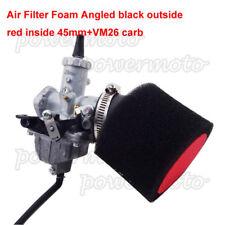 Mikuni VM26 Carb 30mm Carburetor Air Filter For 140 150 160 cc Pit Bike Motor