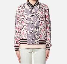 COACH Pink Women's Reversible Satin Varsity Jacket NWT Size 6
