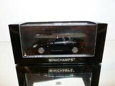 MINICHAMPS  166130 LEXUS SC 430 CABRIOLET 2001 - BLACK 1:43 - EXCELLENT IN BOX