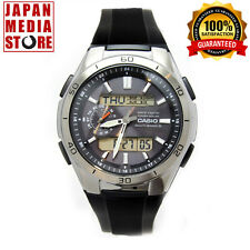 CASIO WAVE CEPTOR WVA-M650-1AJF  Tough Solar Atomic Radio Watch WVA-M650-1A