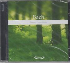 "Bach ""Famous Organ Works"" NEW & SEALED CD 1st Class Post From The UK"